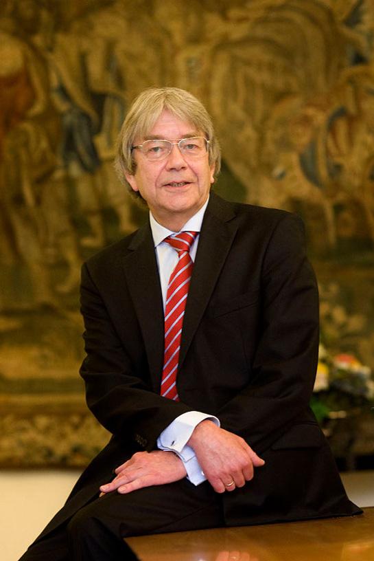 El embajador alemán en España.
